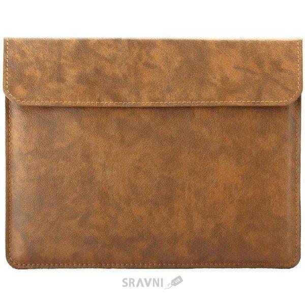 Фото Dublon Leatherworks Universal Case Brown for Tablet 9-11