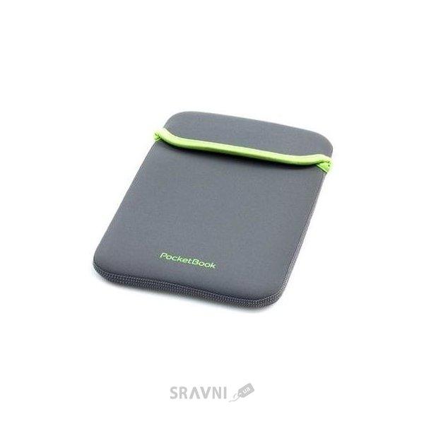 Фото PocketBook Обложка для A7 неопрен, серый с черным (VWNEC-A7-GB)