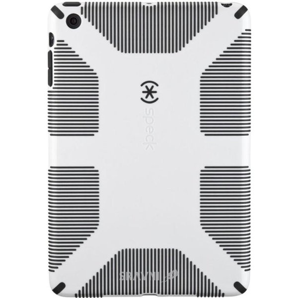 Фото Speck CandyShell для iPad mini Grip White/Black (SPK-A1957)