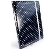 Фото Tuff-Luv Slim-Stand для iPad 2/3 Polka-Hot Black (B4_30)