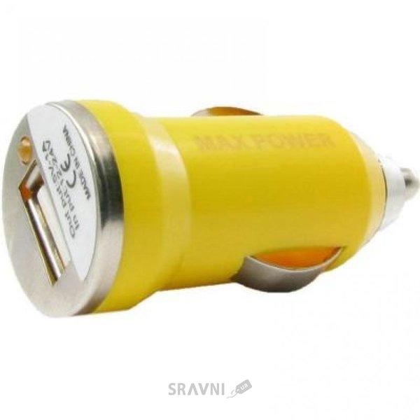 Фото MaxPower Mini 1A Yellow (33839)