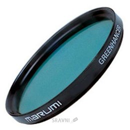 Marumi DHG Greenhancer 52mm