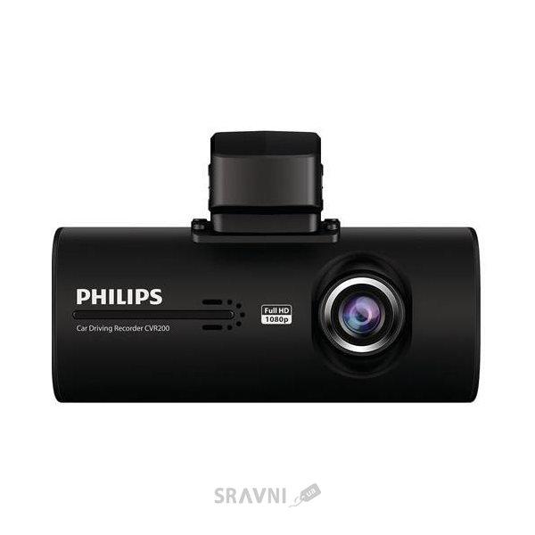 Фото Philips CVR700 GPS
