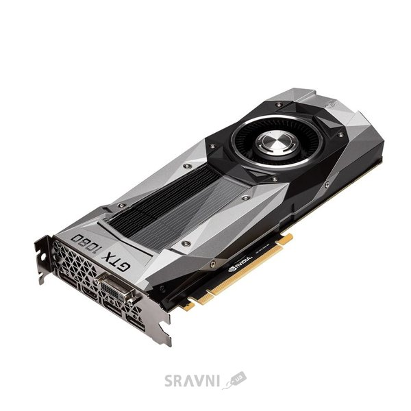 Фото Gigabyte GeForce GTX 1080 Founders Edition 8Gb (GV-N1080D5X-8GD-B)