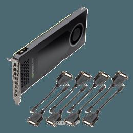 PNY Quadro NVS 810 4Gb (VCNVS810DVI-PB)