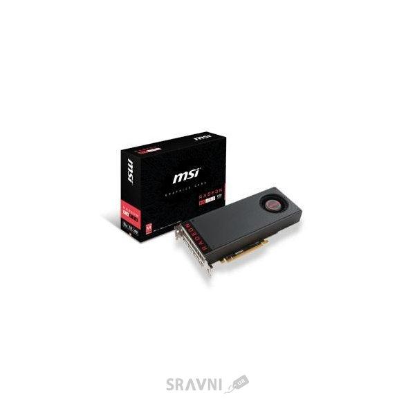 Фото MSI Radeon RX 480 8G