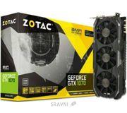 Фото Zotac GeForce GTX 1070 AMP Extreme 8Gb (ZT-P10700B-10P)