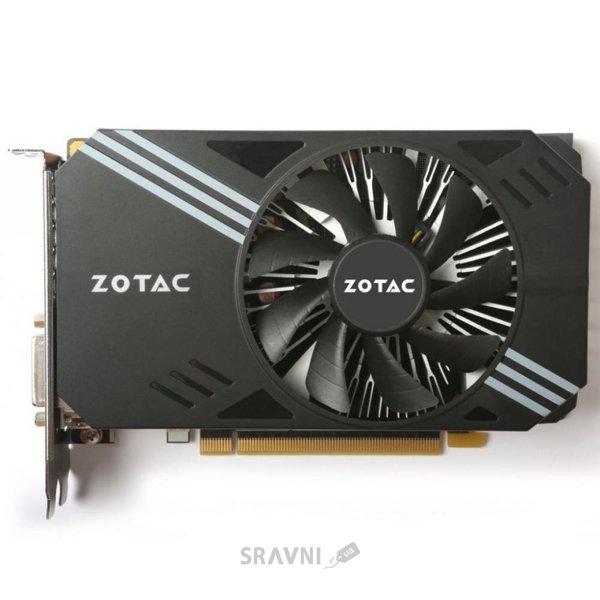 Фото Zotac GeForce GTX 1060 Mini 6Gb (ZT-P10600A-10L)