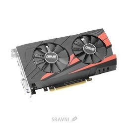 ASUS GeForce GTX 1050 Ti Expedition 4Gb (EX-GTX1050TI-4G)
