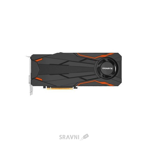 Фото Gigabyte GeForce GTX 1080 Turbo OC 8Gb (GV-N1080TTOC-8GD)