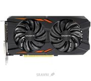Фото Gigabyte GeForce GTX 1050 Windforce OC 2Gb (GV-N1050WF2OC-2GD)