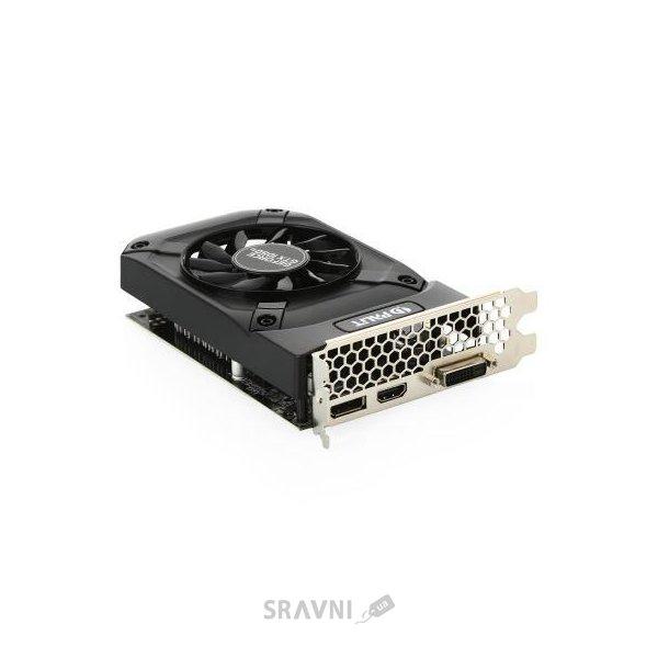 Фото Palit GeForce GTX 1050 Ti StormX 4Gb (NE5105T018G1-1070F)