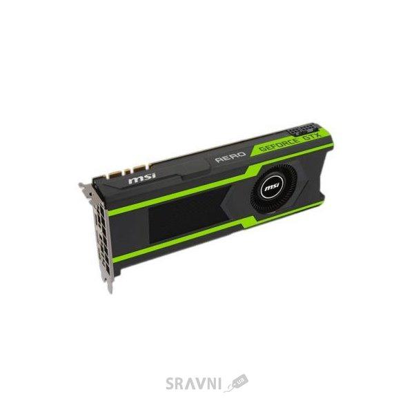 Фото MSI GeForce GTX 1080 TI AERO 11G OC