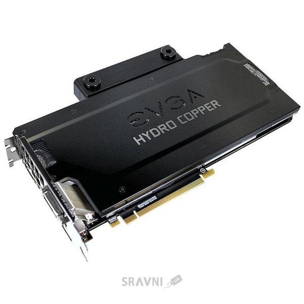 Фото EVGA GeForce GTX 1080 8Gb FTW GAMING HYDRO COPPER (08G-P4-6299-KR)