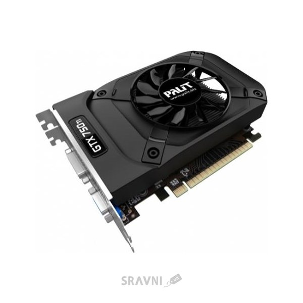 Фото Palit GeForce GTX750 Ti StormX OC 2GB (NE5X75TS1341-1073F)
