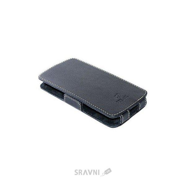 Фото Stenk Чехол-флип Handy для Huawei Honor 3C Lite Черный