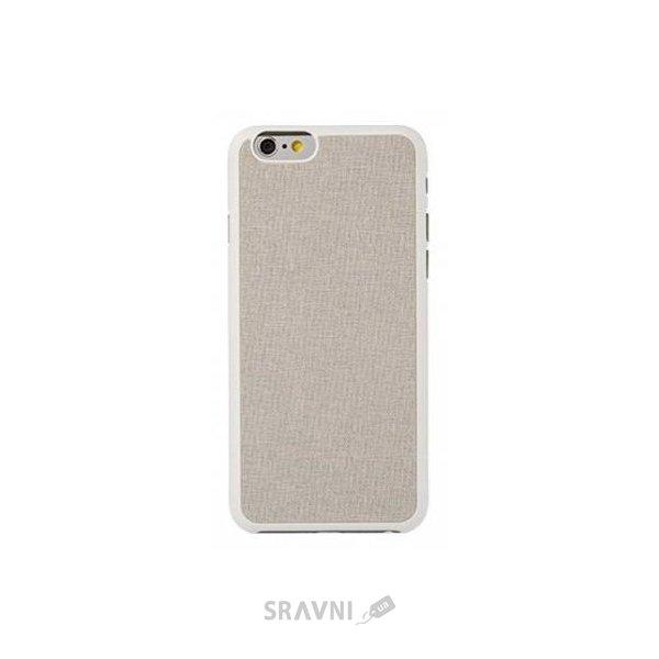 Фото Ozaki O!coat 0.3+ Canvas Grey for iPhone 6 (OC557GE)