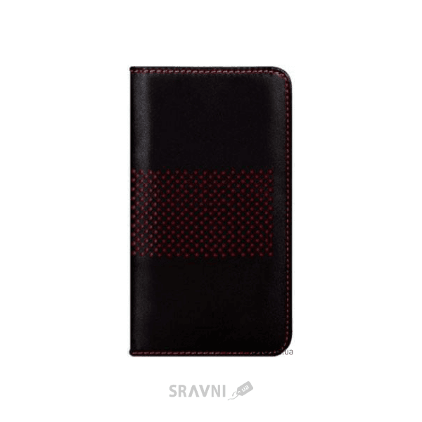 Фото Bling My Thing Infinity Dots Flip iPhone 5/5S/SE Black/Red (BMT-INF-DT-BKR-FC-IP)