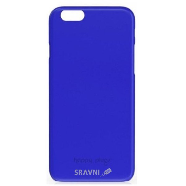 Фото Happy Plugs Ultra Thin Case iPhone 6/6S Cobalt (8871)