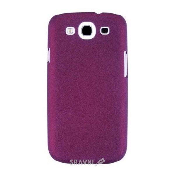 Фото iPearl Villus Matte case Samsung Galaxy S3 purple (IP12-GS3-08201A)