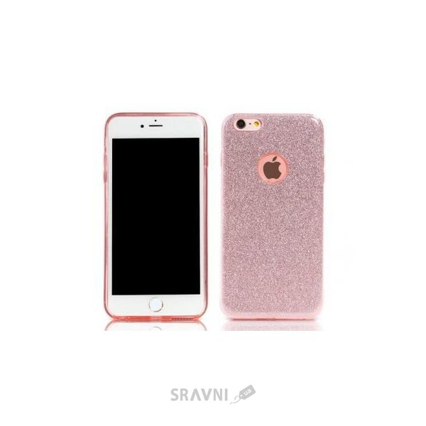 Фото Remax Glitter iPhone 6s Pink