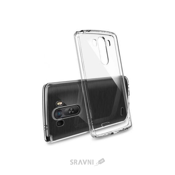 Фото Ringke Fusion LG G3 Crystal View (157978)