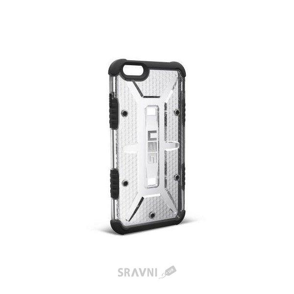 Фото Urban Armor Gear iPhone 6/6S Navigator White (IPH6/6S-WHT-VP)