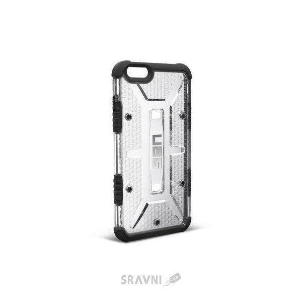 Фото Urban Armor Gear iPhone 6/6S Plus Maverick Transparent (IPH6/6SPLS-ICE-VP)