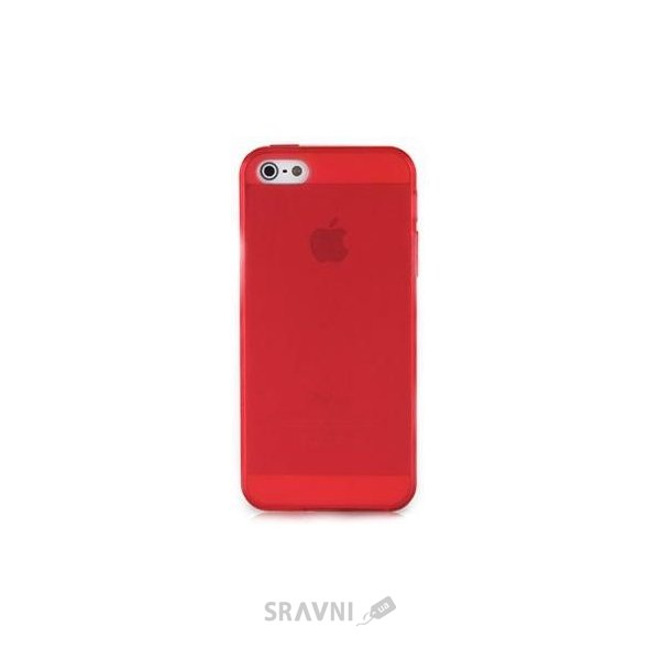 Фото Yoobao Glow Protect case for iPhone 5/5S red (PCI5-GED)