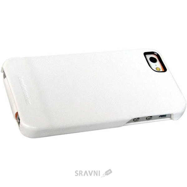 Фото Borofone General Flip case for iPhone 5 BI-L028 White