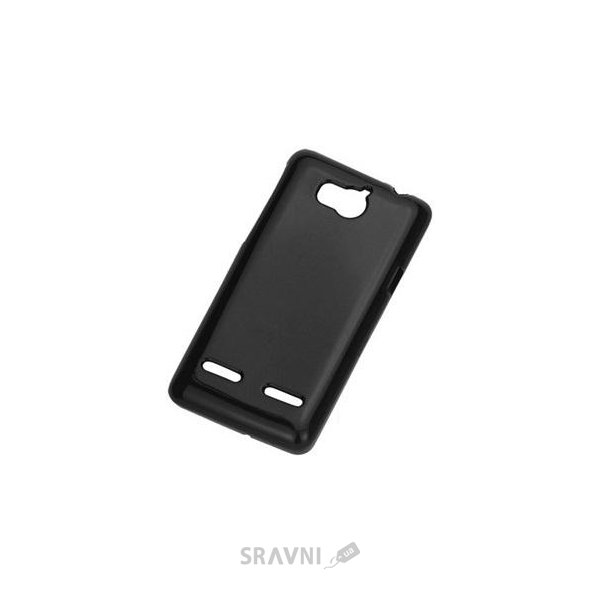 Фото Huawei G600 Flexible Protective Cover Black (Gray) (51990317)