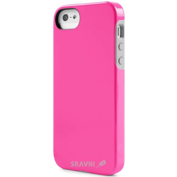 Фото Incase Pro Hardshell Case Magenta/Gray for iPhone 5/5S (CL69058)