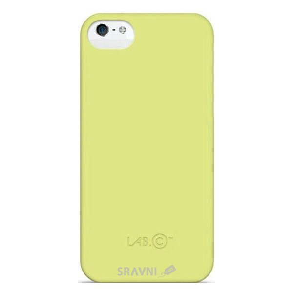 Фото LAB.C 7 Days Color Case for iPhone 5 Fresh Lime (LABC-104-FL)