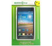 Фото Mobiking Nokia 200 Asha black/Silicon (16664)