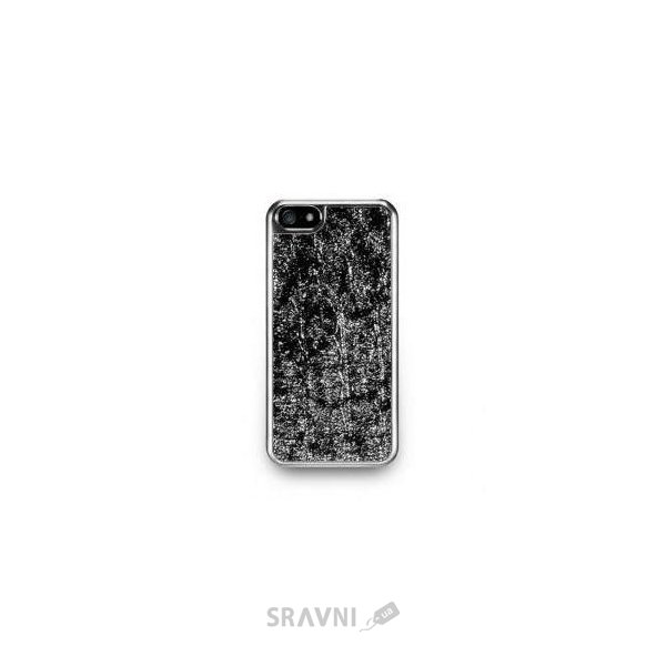 Фото NavJack Nebula fiberglass for iPhone 5/5S thistle silver (J019-45)