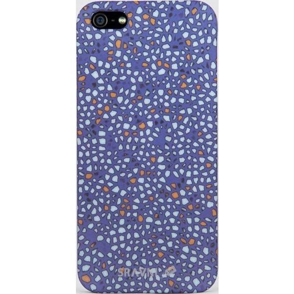 Фото Odoyo Mozaic iPhone 5/5s Sapphire (PH359SE)