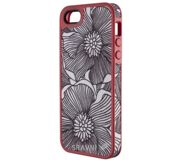 Фото Speck FabShell for iPhone 5/5S FreshBloom Coral Pink/Black (SPK-A1596)