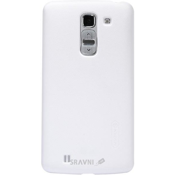 Фото Nillkin Super Frosted Shield for LG G Pro 2 (White)