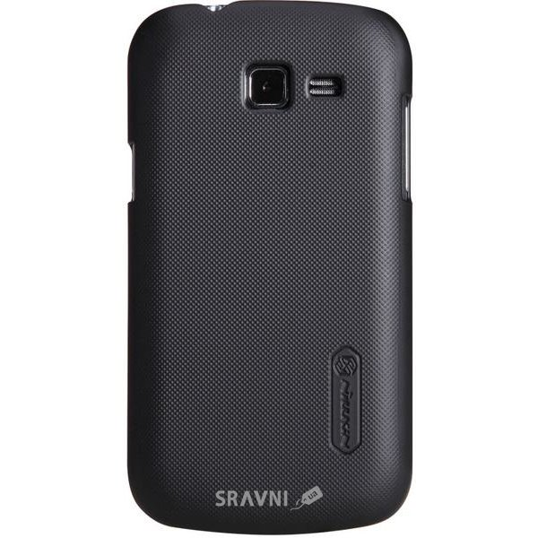 Фото Nillkin Super Frosted Shield for Samsung Galaxy Trend S7390 (Black)