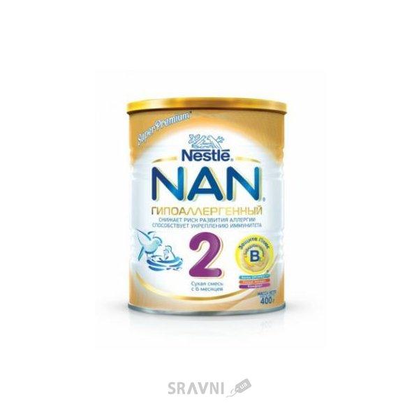 Фото Nestle NAN 2 гипоаллергенный 400 г
