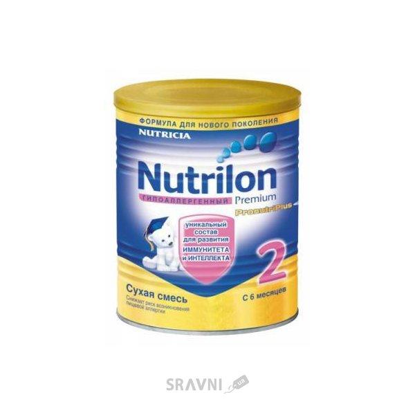 Фото Nutricia Nutrilon 2 гипоаллергенный 400 г