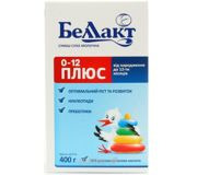 Фото Беллакт Молочная смесь Плюс, 0-12 мес., 400 г