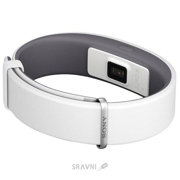 Фото Sony SmartBand 2 SWR12 (White)