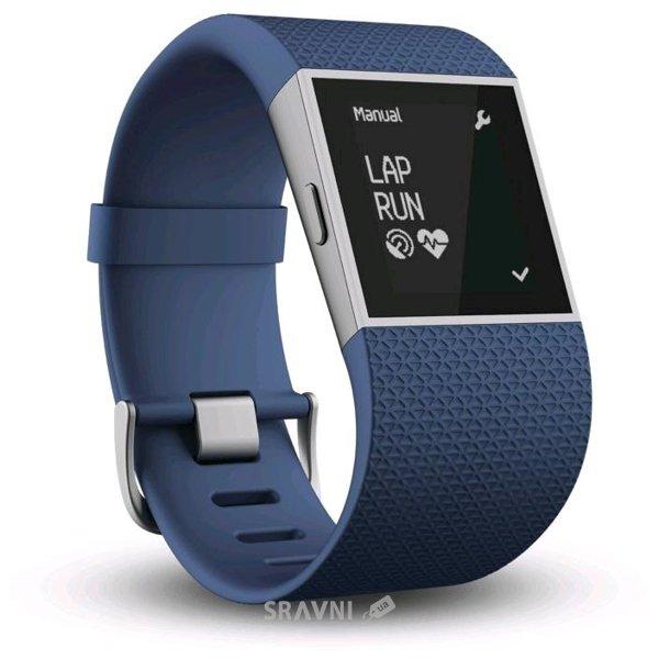 Фото Fitbit Surge Large (Blue)