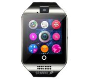 Фото UWatch Smart Q18 (Black/Silver)