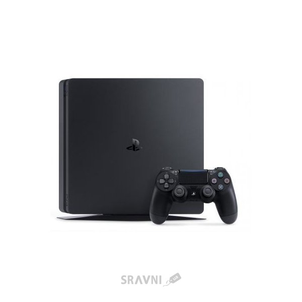 Фото Sony PlayStation 4 Slim 1000Gb