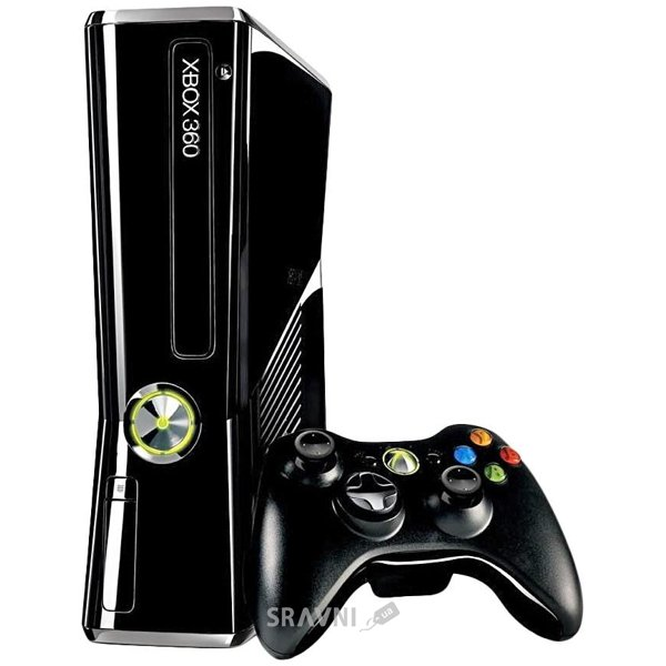 Фото Microsoft Xbox 360 Slim 500Gb
