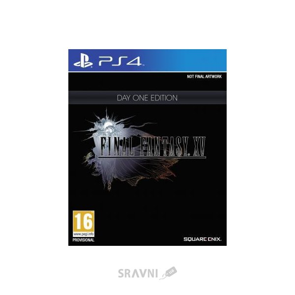 Фото Final Fantasy XV: Day One Edition (PS4)