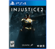 Фото Injustice 2 (PS4)