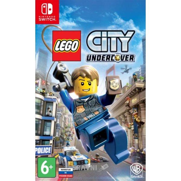 Фото LEGO City Undercover (Switch)